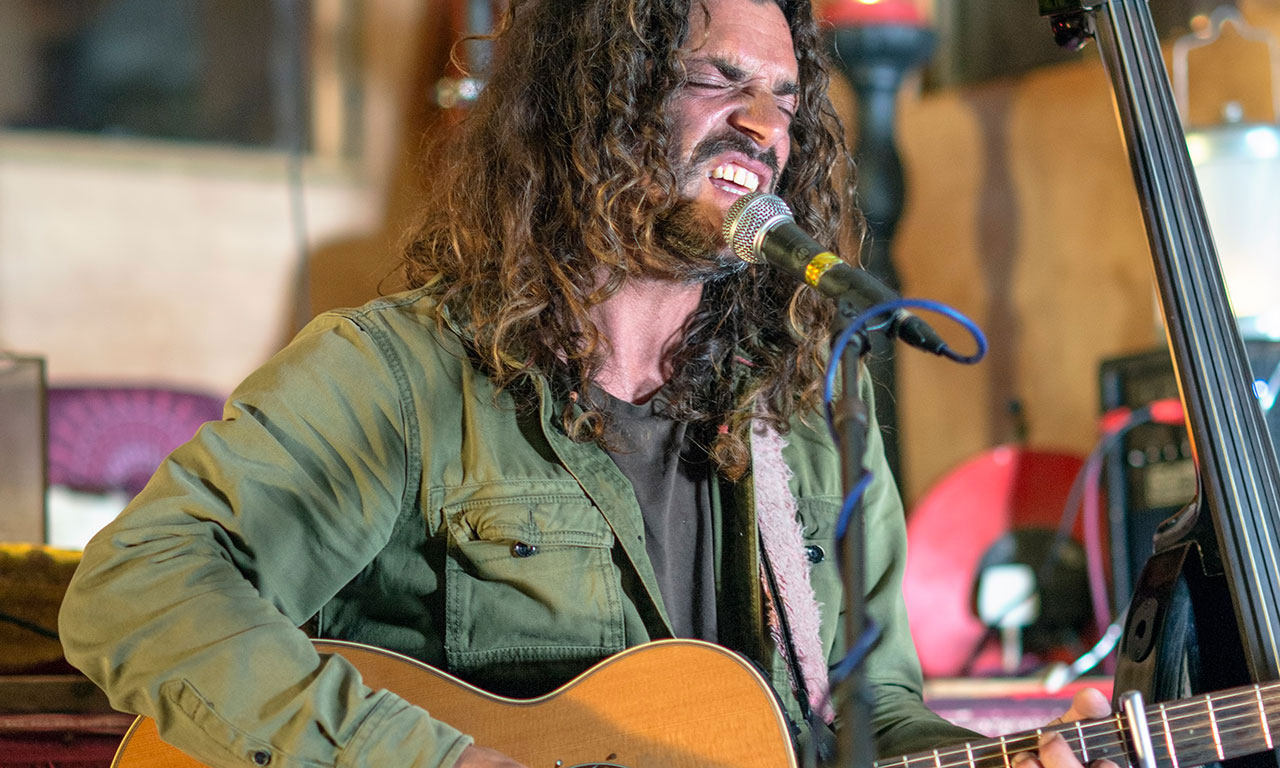 Woodsmoke Tommy - live at Treehouse Sessions
