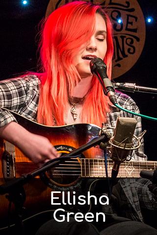 Ellisha Green - Live at Treehouse Sessions