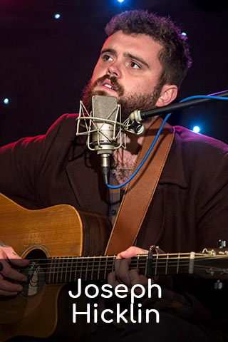 Joseph Hicklin - Live at Treehouse Sessions