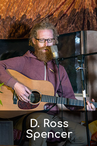 D Ross Spencer - Live at Treehouse Sessions