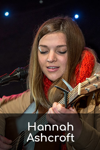 Hannah Ashcroft - Live at Treehouse Sessions