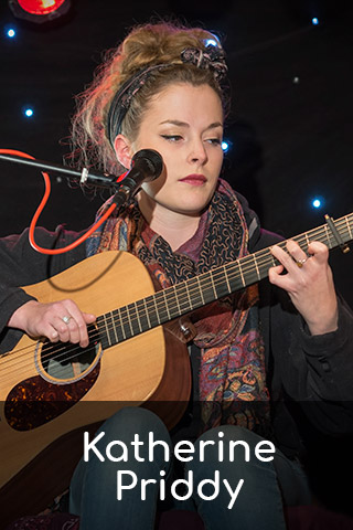 Katherine Priddy - Live at Treehouse Sessions